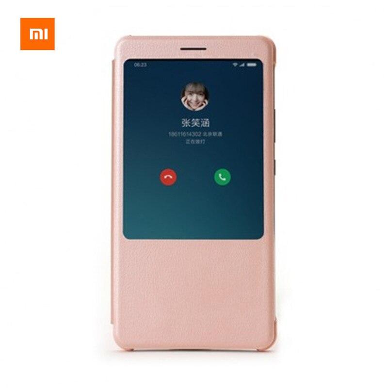 bilder für Original neue xiaomi mi max case cover open window flip leder telefon abdeckung ultradünne metall textur case für xiaomi mi max xiaomi