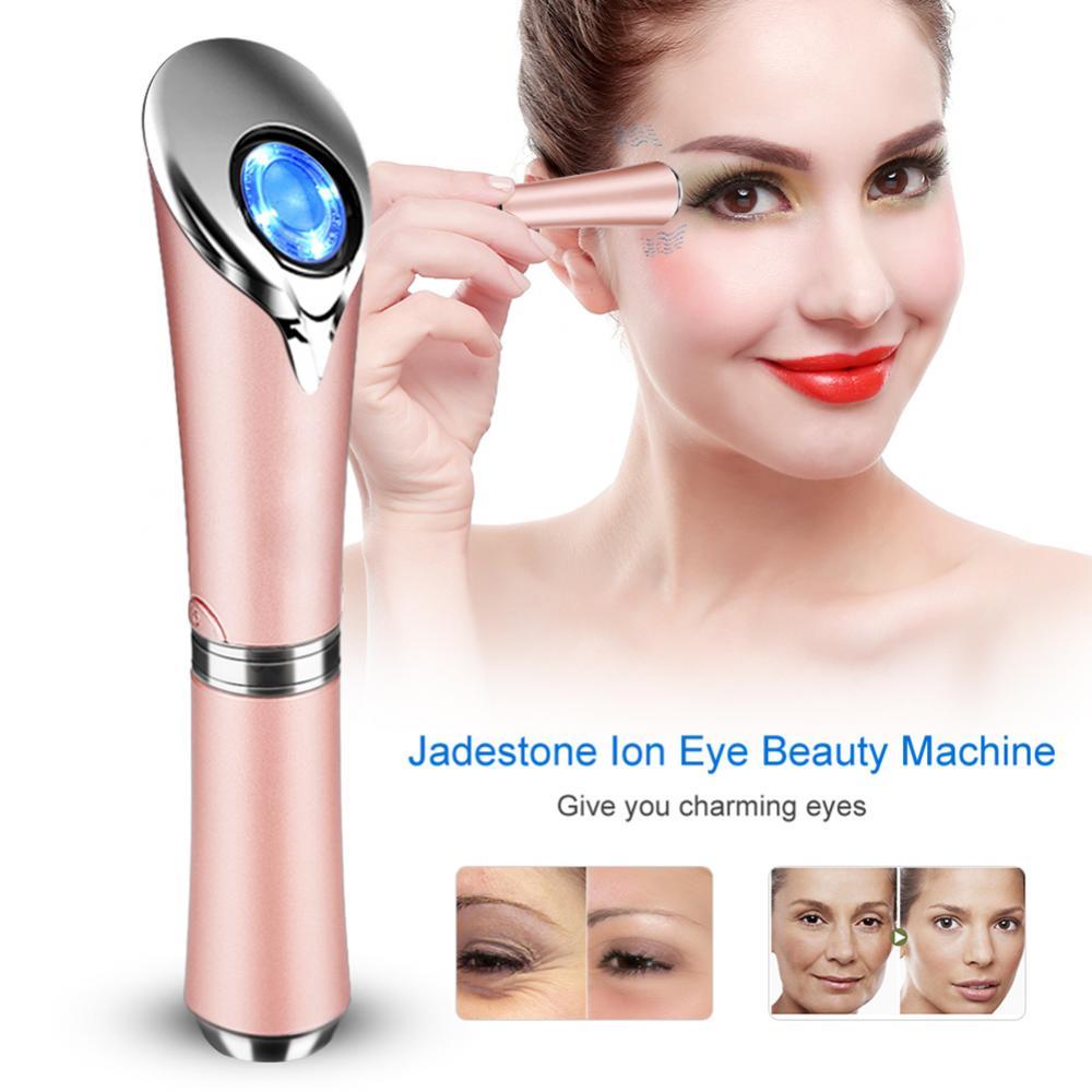 Electric Handheld Multi functional Eye Anti Aging LED Massage Remove Dark Circle Smoothing Anti Wrinkles Eye