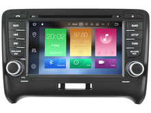 Octa(8)-Core Android 6.0 CAR DVD player FOR AUDI TT 2006-2014 car audio gps stereo head unit Multimedia navigation