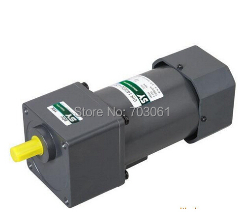 3W Induction motors AC gear motors 200V AC induction gear motors single phase 50/60hz ac motor new original sgdm 15ada 200v servopack single 3 phase