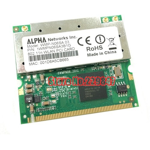 Network Cards Ssea Wholesale Atheros Ar5008 Ar5bxb72 Ar5418 Mini Pci-e Wifi Wireless Card For Ibm T60 T61 X60 X61 42t0825