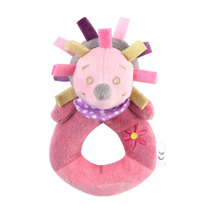 Image 5 - JMao Baby Toys 0 12 Months Animal Rattles Soft Plush Baby Toys Hand Bell Mobile Rattle Early Educational Toy Cartoon Kids Gift