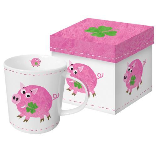 Mug PPD, Lucky Piggy, 350 ml кружка ppd lucky piggy 350 мл