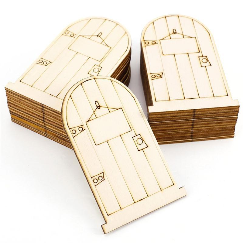 Cutting Wood Door : Pcs laser cut wooden doors diy wood door cutting