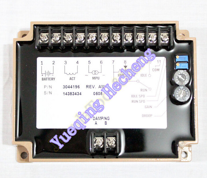 Brand New Aftermarket Engine Speed Controller EFC3044196 Fits 12-24V Generator brand new aftermarket engine speed controller efc3044196 fits 12 24v generator