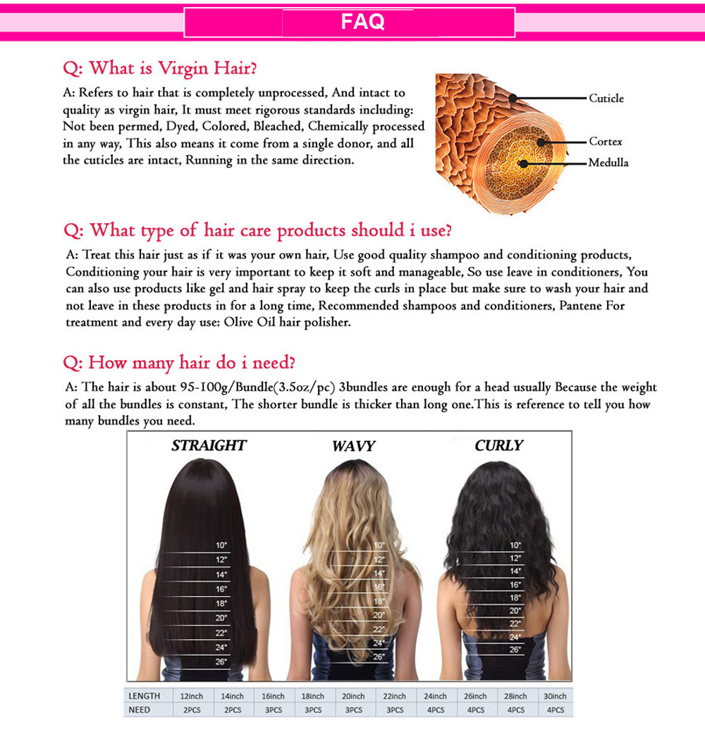 Soft human hair shop faq