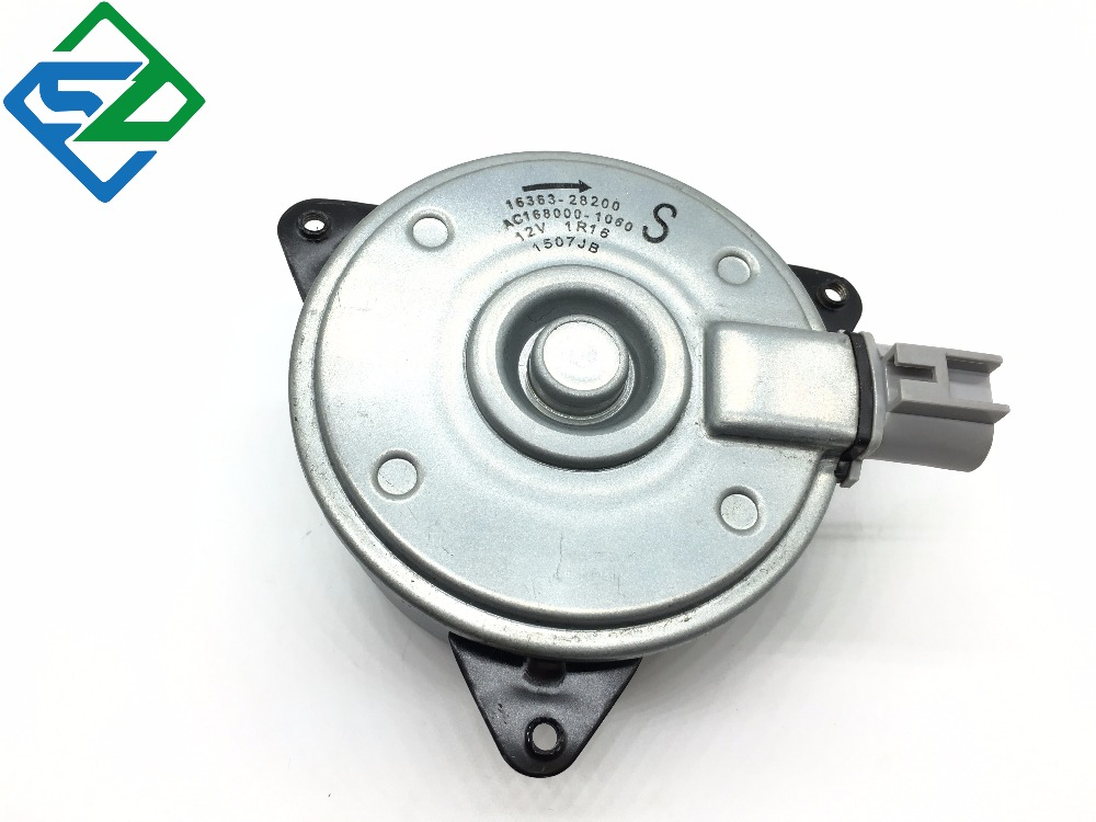 Cooling Fan Motor FOR YARIS 2008 - 2012,COROLLA 2004 - 2011 2016 FOR LEXUS CT200H 2010 2011 2012 2013 - 2017 16363-28200