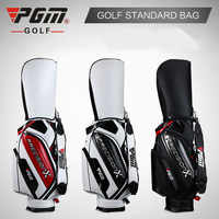 Pgm Golf Standard Bag Waterproof Big Capacity Packages Multi-Pockets Durable Bag Golf Clubs Equipments With 3 Colors