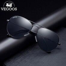 VEGOOS Designer Brand Aviation Polarized Sunglasses for Men