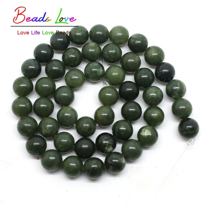 Beads Wholesale Dull Polish Malachite Round Natural Stone Beads For Jewelry Making Diy Bracelet Necklace 6/8/10 Mm Strand 15 Beads & Jewelry Making