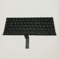 Genuine Replacement Keyboard RU Russian Keyboard For Macbook Air 13 A1369 2011 A1466 2012 2013 2014