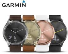 Garmin vivomove HR freqüência cardíaca eletrônico de monitoramento inteligente de moda à prova d' água relógio esportivo