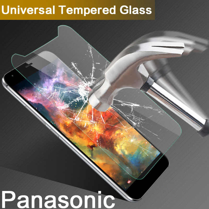 סרט זכוכית מחוסמת הגנה אוניברסלית עבור Panasonic P55/מקס/נובו 4 גרם 5.5 inch מסך 2.5D 9 H מגן לפנסוניק P81