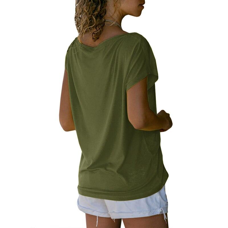 b31e67528 ... Shirt Women Casual Tees Tops for Female 7color. 1Measurement In CM.  sizeShoulder(cm)Bust(cm)Body  Length(cm)Sleeve(cm)S-9160.5-M-9562-L-10163.5-XL-10965-
