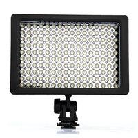 LD 160 9.6W camera Lighting LED Video Light Photo Studio Camera Light Illuminator 5400 / 3200K Dimmable for Canon Camera