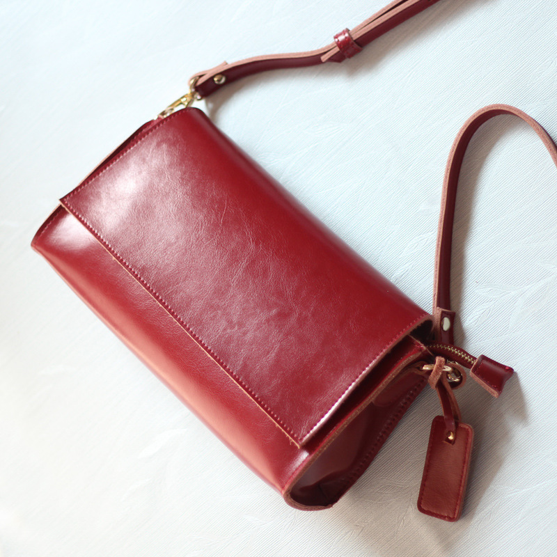2016 Women Messenger Bags Designer Real Genuine Leather Crossbody Bags For Women Famous Brand Shoulder Bags Vintage High Quality
