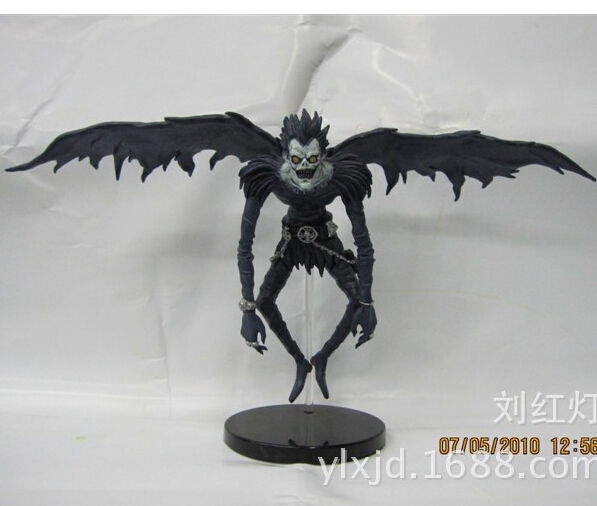 18cm Death Note Deathnote Ryuuku Action Figures PVC brinquedos Collection Figures toys for christmas gift Free shipping рюкзак polar polar po001buawne5