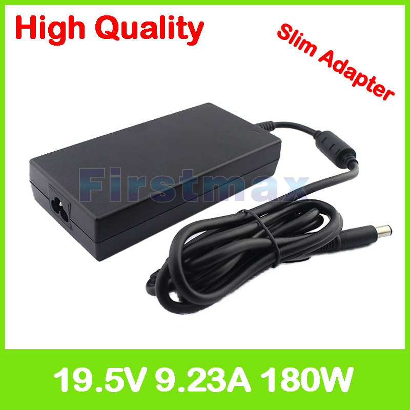 180W 19.5V 9.23A Ac Adapter Charger /& Power Cord for Dell G3 3579 Laptops