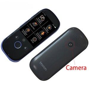 Image 3 - Boeleo K1 פרו בו זמנית קול מתורגמן 2.4 אינץ WIFI 500MP תמונה תרגום רב שפה נייד חכם קול מתורגמן