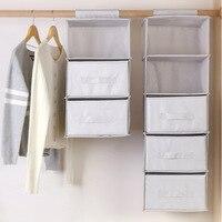 Ящик шкаф подвесные органайзеры одежда сумка для обуви ящик для хранения одежды стойка для белья полки аксессуары для дома