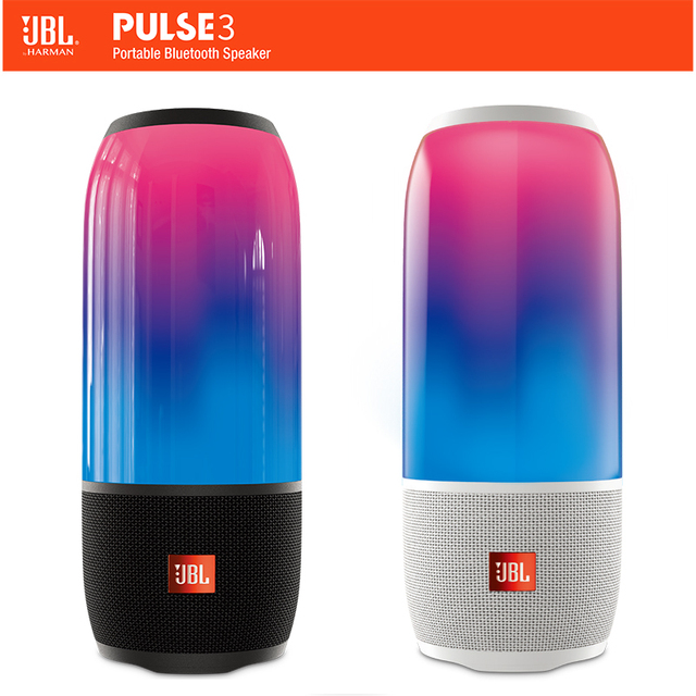 jbl pulse3 musik pulse 3 bunte bluetooth kleine. Black Bedroom Furniture Sets. Home Design Ideas