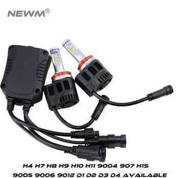 H11 9005 9006 H4 H7 9004 9007 9012 H15 5202 H13 H8 H9 H10 5202 110W 10400LM Car Headlight Canbus Kit 5000K 6000K Headlamp Bulbs