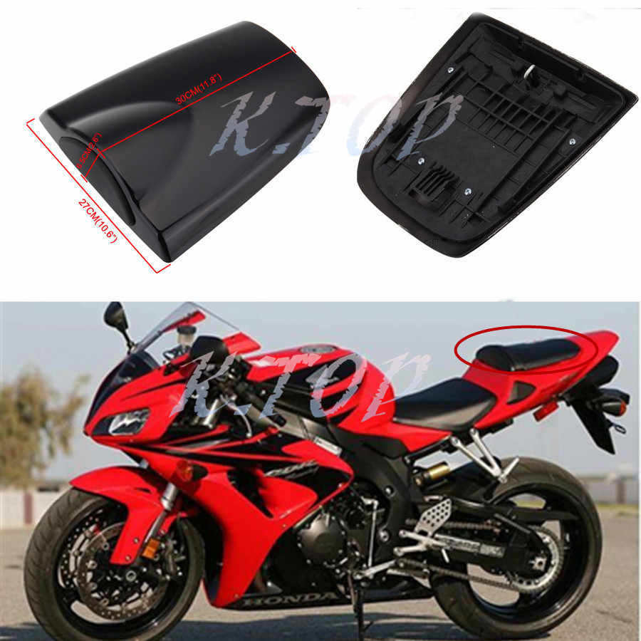 Motorcycle Matte Black Passenger Rear Seat Cover Cowl Fit For Honda Cbr 600 Rr 2003 2006 Cbr600rr 2004 2005
