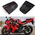 Motocicleta preto fosco tampa do assento traseiro capuz apto para Honda CBR 600 RR 2003 2006 CBR600RR 2004 2005