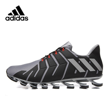 Intersport Original New Arrival Authentic Adidas Official Springblade pro m Men's Running Breathable Shoes Sneakers