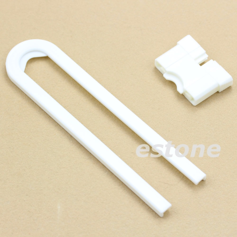 New 5pcs Child Safety Cabinet Latches For Baby Safe Closet Kitchen Door Cupboard Drawer U-Shaped Lock #K4UE# Drop Ship