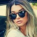 Women Or Men Luxury Brand Sunglasses Clip Round Rivet Couple Sunglasses Women 2016 Driving Sun Glass Female Lunette Femme Glases