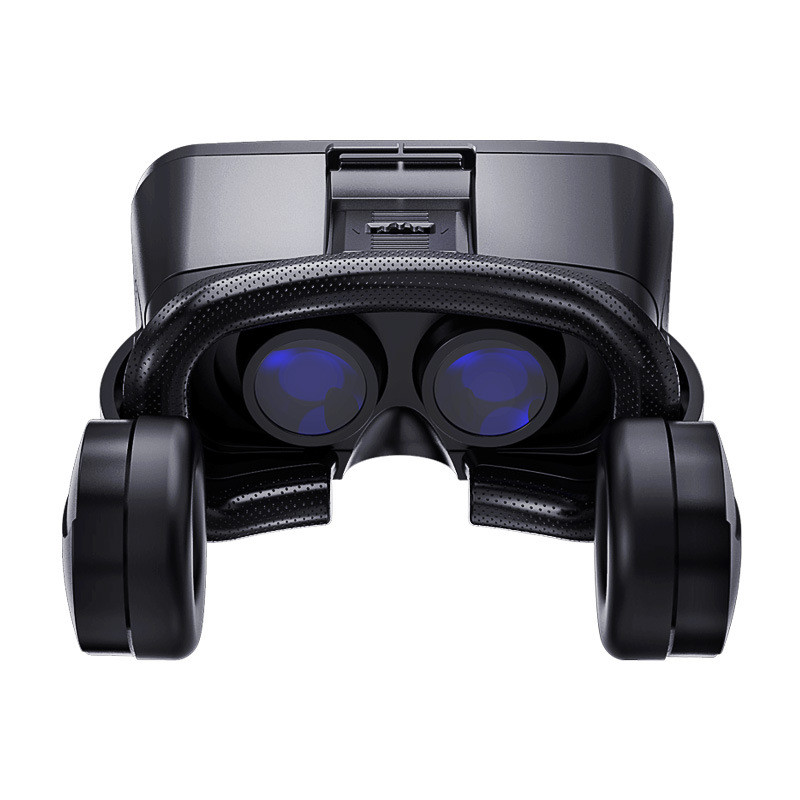VR Virtual Reality Glasses 3D Goggles Helmet For 4 to 6 inch Smartphone Stereo Headset VR Glasses For Movies & Games and Video 5