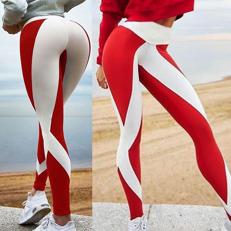 NIBESSER Women's Sexy Fitness   Leggings   Breathable Printing Female Pants 2019 Fashion Sweatpants   Leggings   Hip Slim Workout Pants