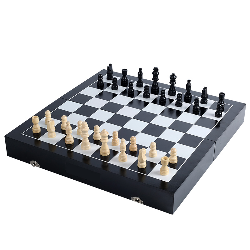 Hot Hight Quality Solid Wooden Folding Large Chess ...