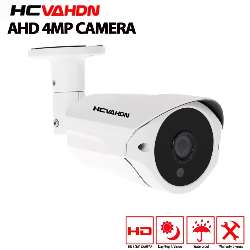 HCVAHDN HD SONY 3MP 4MP AHD Caméra Surveillance de La Sécurité intérieure Caméra extérieure Étanche CCTV Caméra 40 m Jour Nuit vision