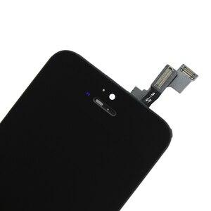 Image 5 - 10pcs Tutti Testati AAA CRISTALLI LIQUIDI Per il iPhone SE Display LCD con Vetro Touch Screen Digitizer Assembly Per il iPhone SE lcd di qualità AAA