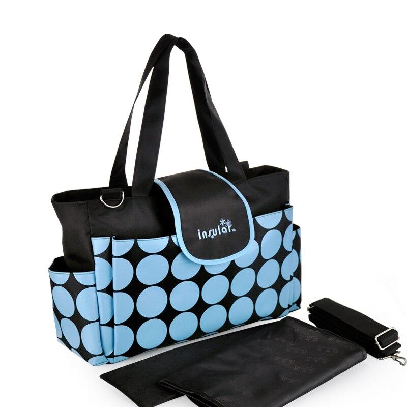 Diaper Bag Mommy Bag Maternity Large Nappy Bag Bebe Baby Bag Travel  Baby Care  BA020