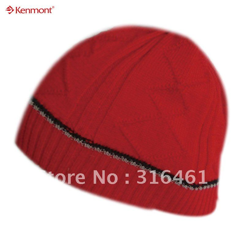 Top Selling Wool Beanie Hat, 100% Merino Wool Hat, Jacquard knit winter hat, KM 0803-03 Red hut  кордщетка для дрели d6 радиальная нейлоновая d 75 мм bosch стандарт