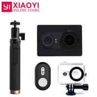 NEW Original Xiaomi YI Action Sports Camera Xiaoyi WiFi Action Cam 3D Noise Reduction 16MP 60FPS