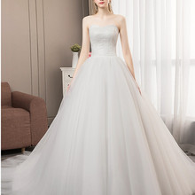 98526d4826 Buy korean wedding dress and get free shipping on AliExpress.com