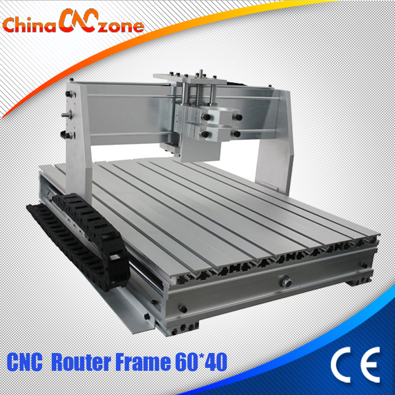 Duty free to RU CNC Engraving Machine Frame DIY CNC Suitable For CNC Router 6040 2.2KW Spindle fixture 80mm