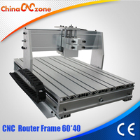 Duty Free To RU CNC Engraving Machine Frame DIY CNC Suitable For CNC Router 6040 2
