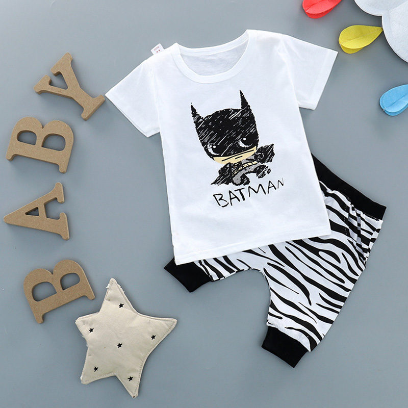 0-4 Years Toddler Boys Clothing Sets 2pcs Cartoon T Shirt+Camouflage Harem Pants Kids Boy Outfits Suits Children Clothes Z196 belababy 4 10t girl sport clothing set 2016 summer children cartoon lace backless t shirt harem pants 2pcs teenager clothes suit