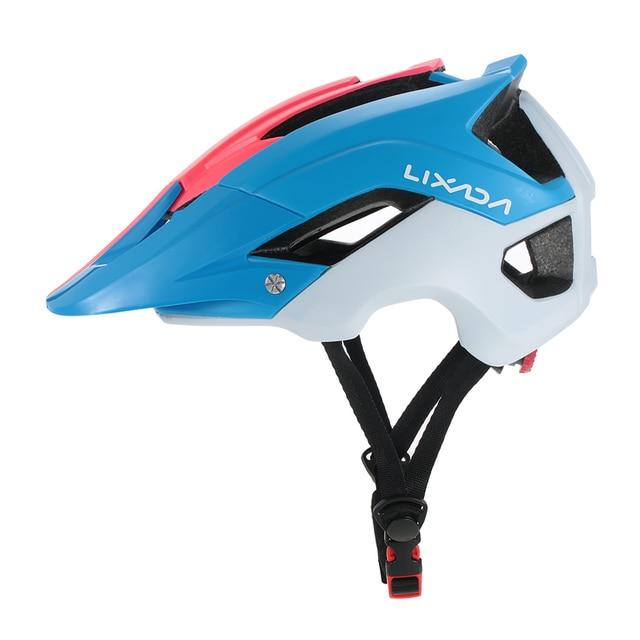 Lixada ciclismo capacete de ciclismo com segurança tampa ultra-leve mountain bike bicicleta capacete de proteção esportes 13 aberturas 4