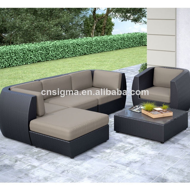 2017 hot sale outdoor furniture set garden sofa set - Garden Furniture Sofa Sets