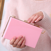 5 Colors Women Acrylic Clear Purse Cute Transparent Crossbody Bag Lucite WomenS Fashion Messenger