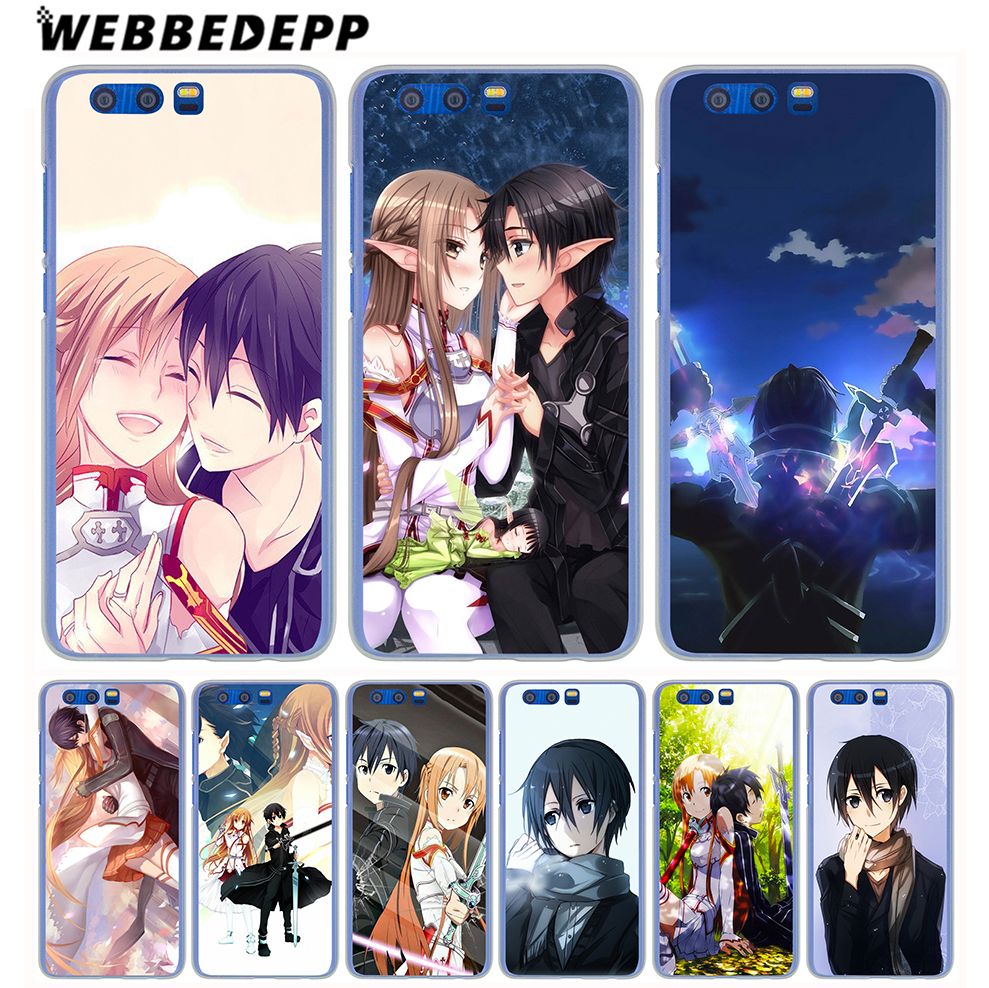 Hard-Working Sword Art Online Sao Anime For Huawei P20 P10 P9 P8 Pro Lite Plus Pro P Smart Mini Nova 3 3i Soft Mobile Phone Cover Case Cellphones & Telecommunications
