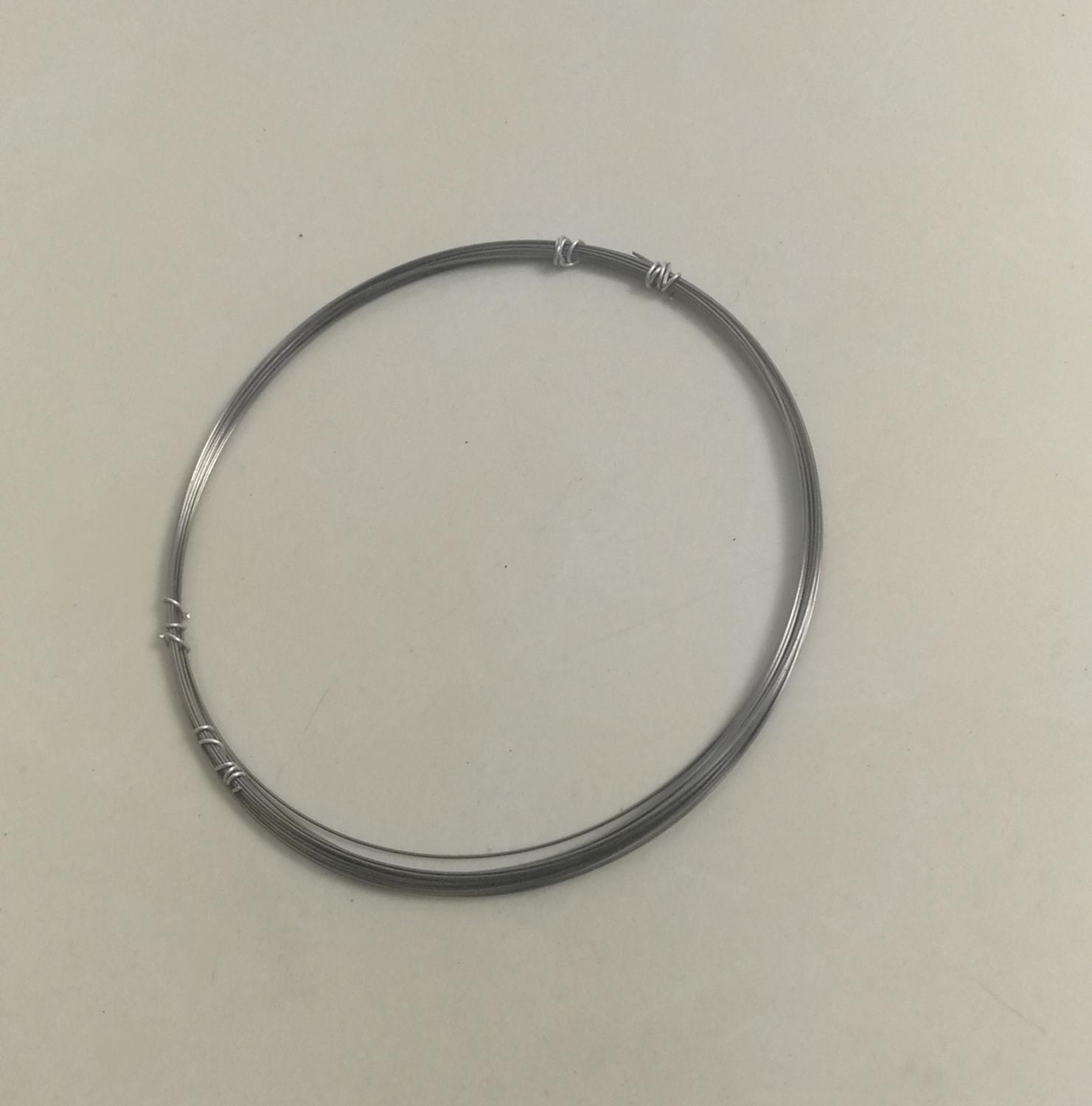 Image 2 - 0.5mm Diameter High Purity Industry Experiment DIY Bright Tungsten Wire Vacuum Heating W Material, about 5 meters-in Welding Wires from Tools