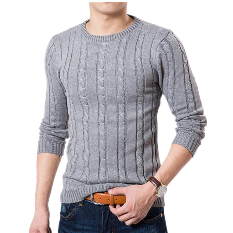 New mens sweaters winter candy color brand sweater men for Mens long sleeve pullover shirts
