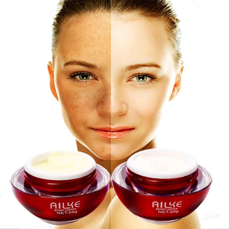 Clareamento da pele da remoção de melasma da pigmentação das sardas do creme para o removedor escuro de manchas do ponto para o anti envelhecimento da cara 2 em 1